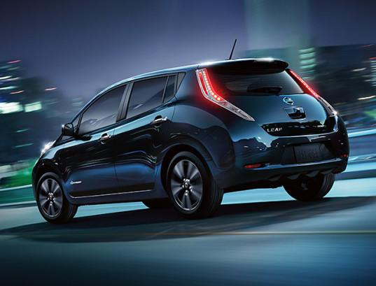 The next-generation Nissan Leaf will be able to drive over 310 miles on a single charge
