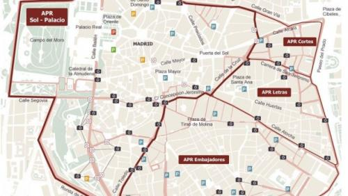 Madrid Plans For Car-Free City Center