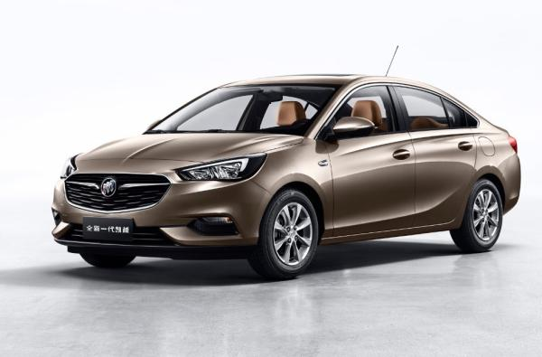 photo image Buick launches new $12.9k Excelle in China with new engine and start/stop; 30% improved fuel economy over predecessor