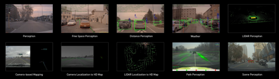 photo image Daimler and Bosch select NVIDIA AI platform for automated driving in cities