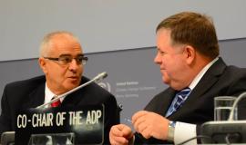 Leaders Shorten, Tighten Draft UN Climate Change Draft