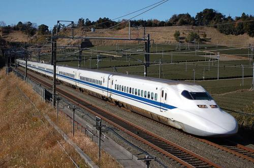 200 MPH Houston-Dallas Bullet Train…