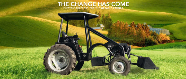 photo image Electric Tractors FTW … BMW 3/4 Series Sales Drop … Tesla Pickup … (#CleanTechnica Top 20)