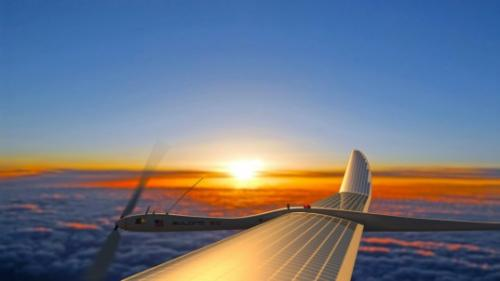 Facebook May Acquire Solar-Powered Drone…
