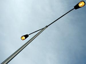 Building a smart city, one streetlight…