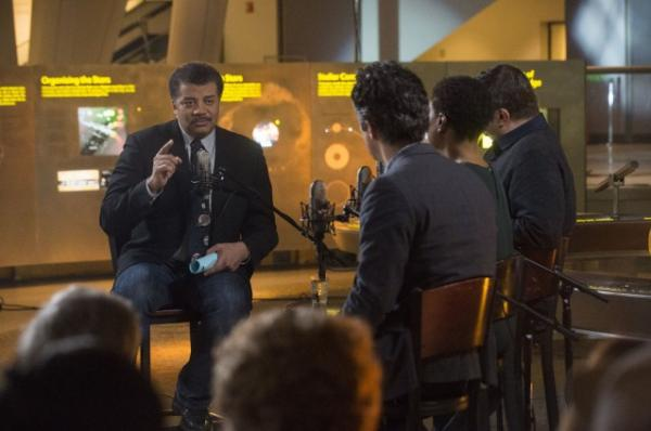Neil deGrasse Tyson: Politicians Denying Science Is 'Beginning Of The End Of An Informed Democracy'