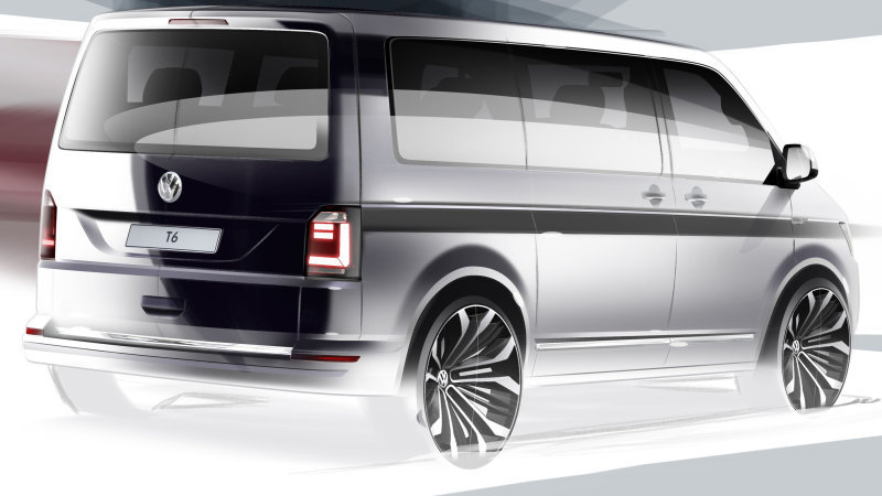 Next VW Camper van concept to be electric