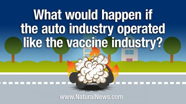 ANIMATION: What would happen if the auto industry operated like the vaccine industry?