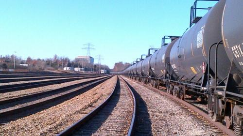 Oil companies would rather let trains…