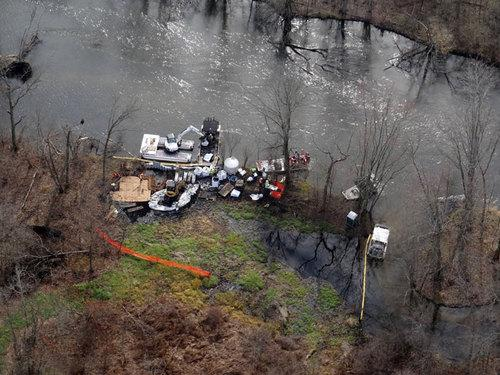 Five-Year Anniversary of Kalamazoo Spill Reminds Us of the Dangers Tar Sands Present to Our Communities