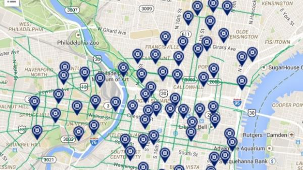 Indego — Philadelphia Launching New Bikeshare System This Spring