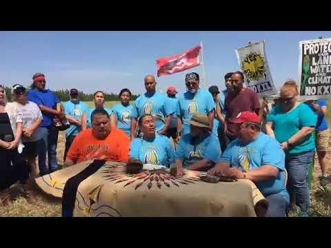 'Historic First': Nebraska Farmers Return Land to Ponca Tribe in Effort to Block Keystone XL