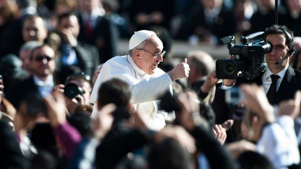 Pope Francis forces the issue on climate change