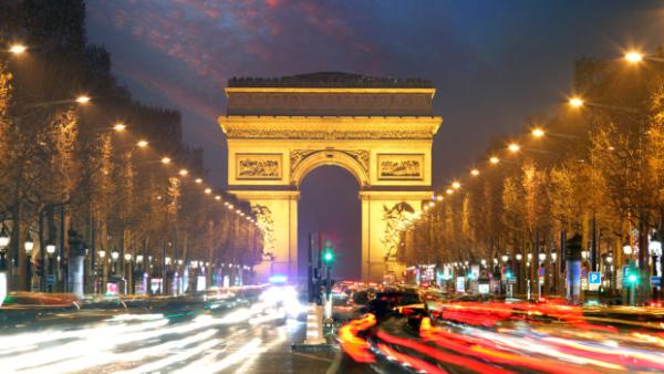 Paris Bans Half Of Registered Cars To Reduce Pollution