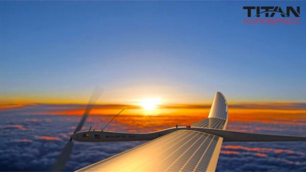 Google's Solar-Powered Drones To Fly This Year