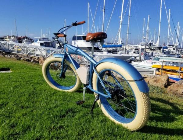 photo of The Rayvolt Beachin' Brings Oversized California Style To The World Of E-Bikes (CleanTechnica Review) image