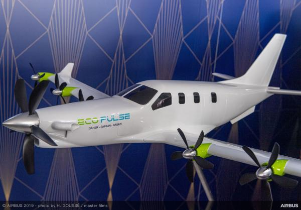 Daher, Airbus and Safran team up to…