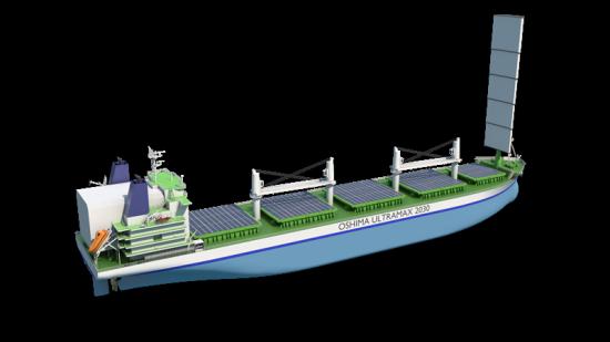 Wärtsilä, Oshima & DNV GL produce bulk…