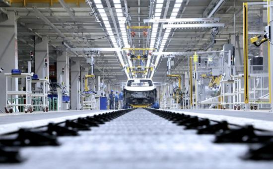 photo of Volkswagen starts pre-production in first China plant focused only on e-mobility; MEB-based vehicles from Oct 2020 image