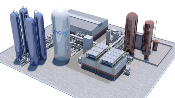 photo of Highview Power and Encore Renewable Energy to co-develop the first long-duration, liquid-air energy storage system in US image