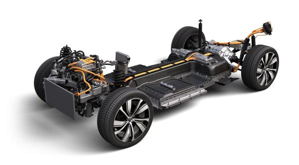 Volvo Cars inaugurates new battery…
