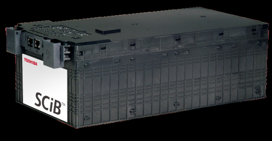 Toshiba's SCiB Li-ion battery system Japan's first recognized compliant with ClassNK guidline for marine vessels