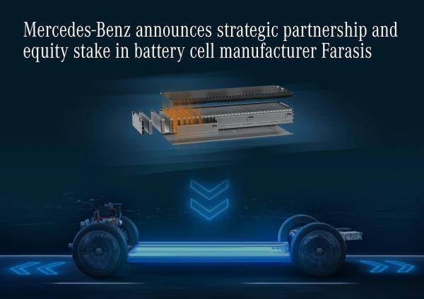 Mercedes-Benz announces strategic…