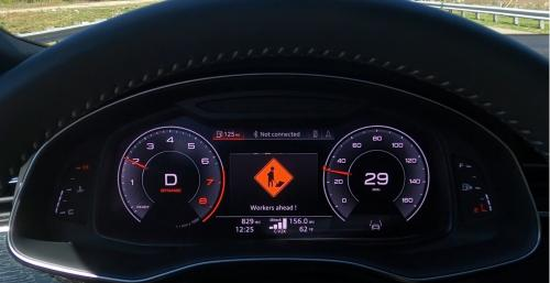 photo of Audi collaborates to deploy C-V2X communication technology on Virginia roadways; two specific use cases image
