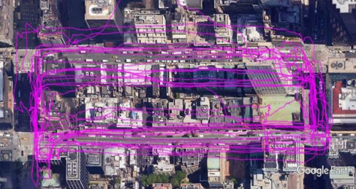 photo of NYC Connected Vehicle Pilot uses an innovative approach to verify location accuracy in the city's urban canyons image