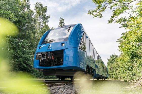 photo of Alstom reports successful 1.5y trial operation of Coradia iLint fuel cell trains, next project phase begins image