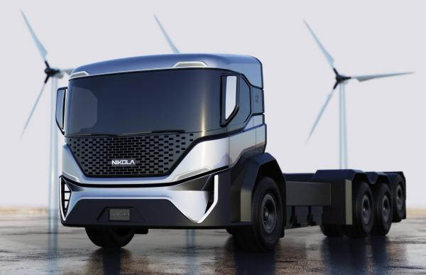Nikola receive order for 2,500…
