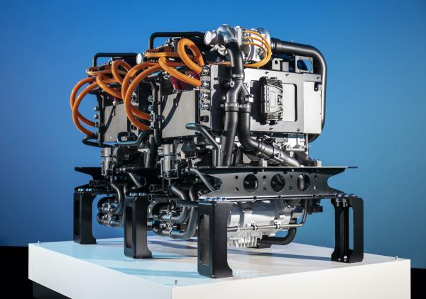 photo of Daimler Truck AG and Volvo Group launch new joint venture cellcentric for heavy-duty fuel cell systems image