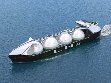 ClassNK issues AiP for cargo containment system for Kawasaki large liquefied hydrogen carrier; highest carrying capacity