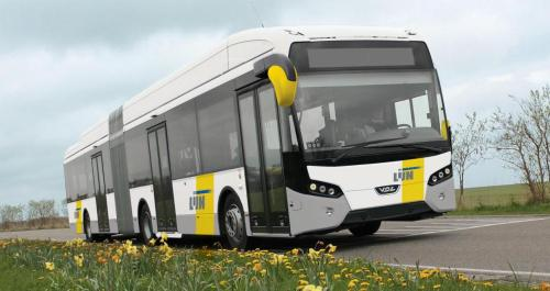 Flemish public transport operator orders 44 new articulated plug-in e-hybrid buses, upgrades 280 hybrids into e-hybrids