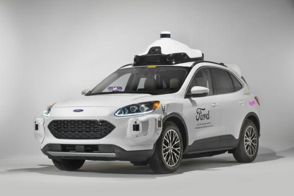 Argo AI and Ford to launch self-driving vehicles on Lyft network by end of 2021; targeting 1,000 over next 5 years