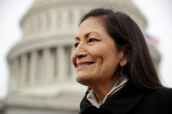 photo of What's On Interior's To-Do List? A Full Plate of Public Lands Issues—and Trump Rollbacks—for Deb Haaland image