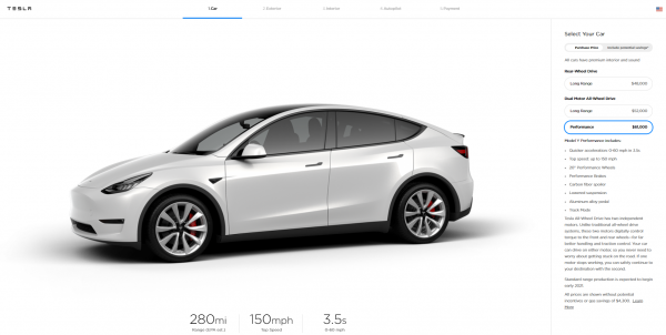 Tesla Slashes Model Y Prices To Reflect…