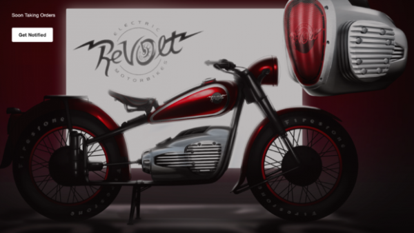Retro ReVolt BMW R71 Clone — An…