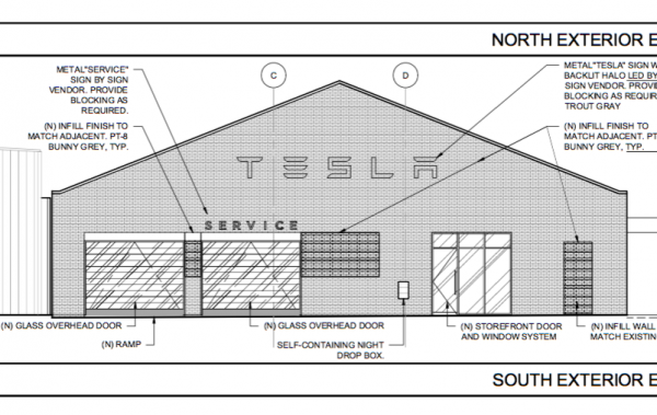 photo of New Orleans Tesla Service Center Is Close To Ready image