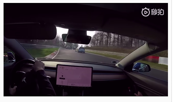 Watch Tesla Model 3 Performance Ace The…