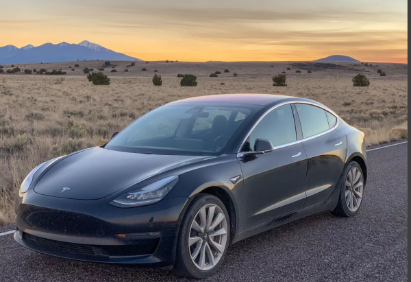 A Tesla Voyage Without Carbon —…
