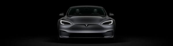 photo of Houston Tesla Crash: Vehicle Recently Purchased Used P100DL, Authorities Don't Want To Release Further Details image