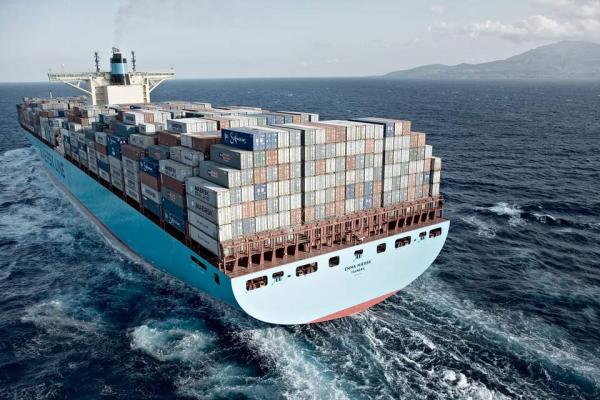 Maersk charts course toward sustainable shipping