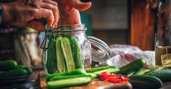 photo image How to Ferment Vegetables in Three Easy Steps