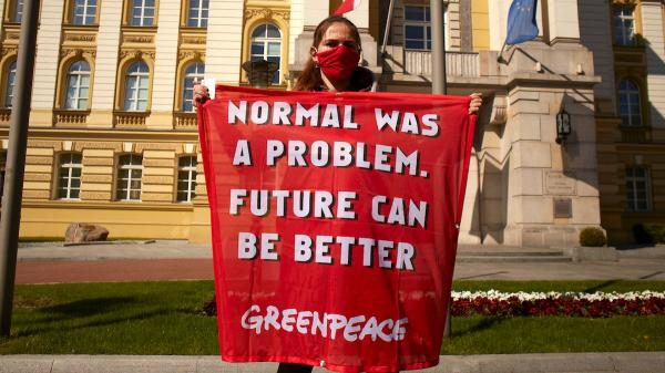 Greenpeace Releases Sweeping Policy…