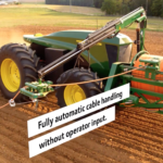 photo of John Deere Unveils An Autonomous, Electric Tractor…With A Really Long Extension Cord image