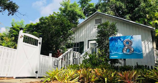photo of As Miami Battles Sea-Level Rise, This Artist Makes Waves With His 'Underwater Homeowners Association' image