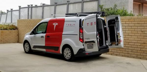 The Future Of Tesla's Mobile Service…