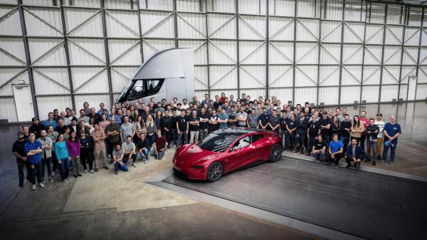 photo of Tesla's World Changing Mission Attracts Top Talent image